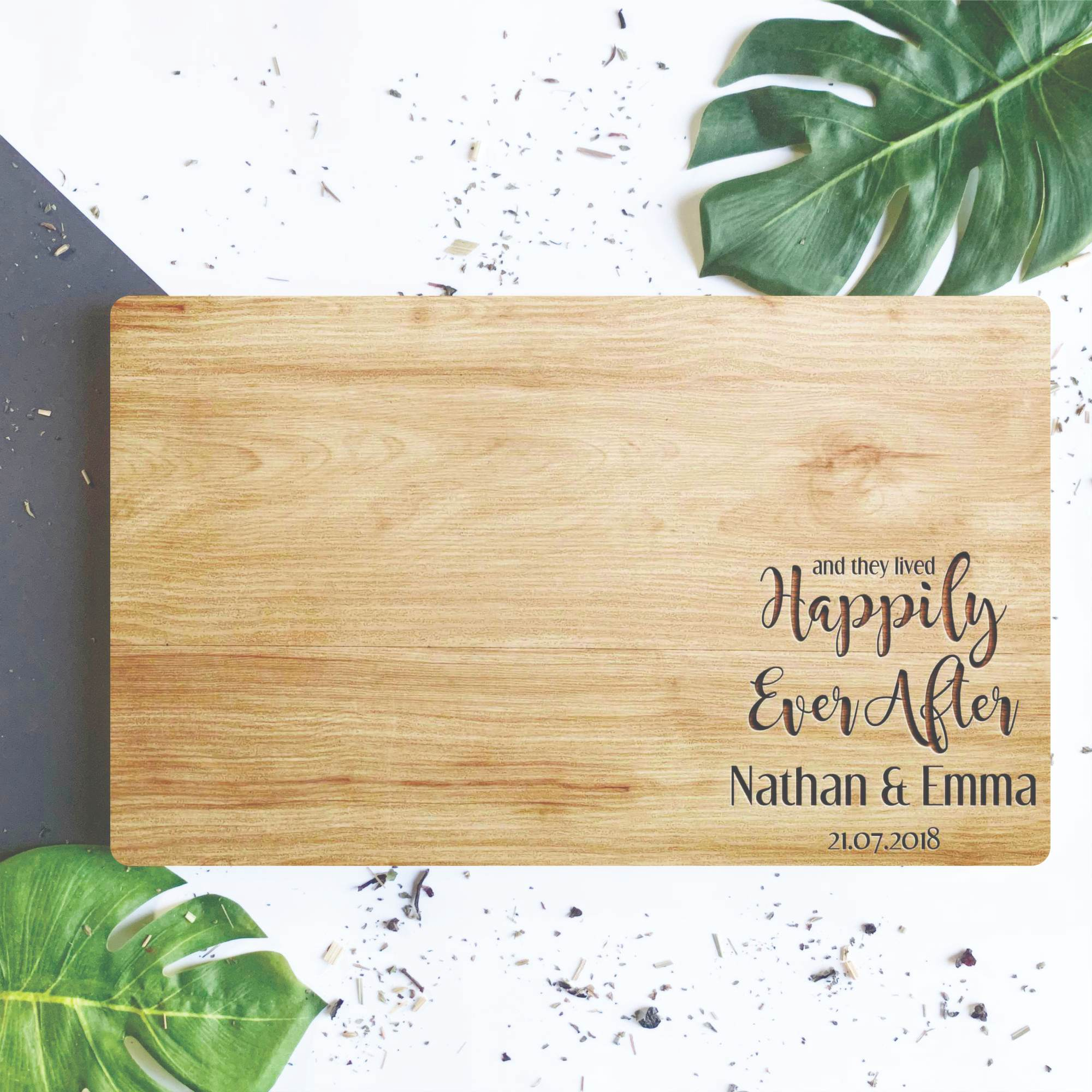 Engraved-wooden-chopping-board