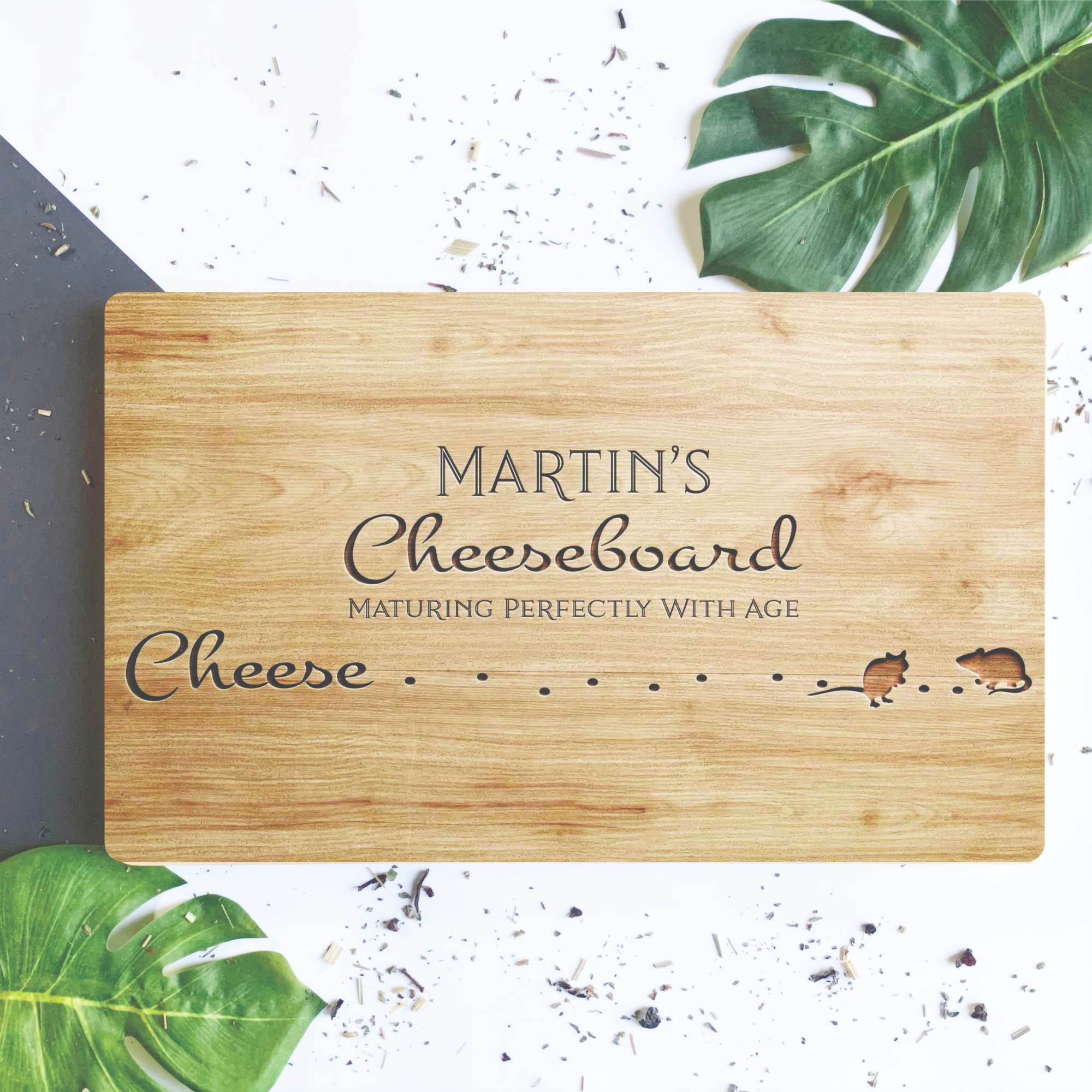 Personalized-cheese-board