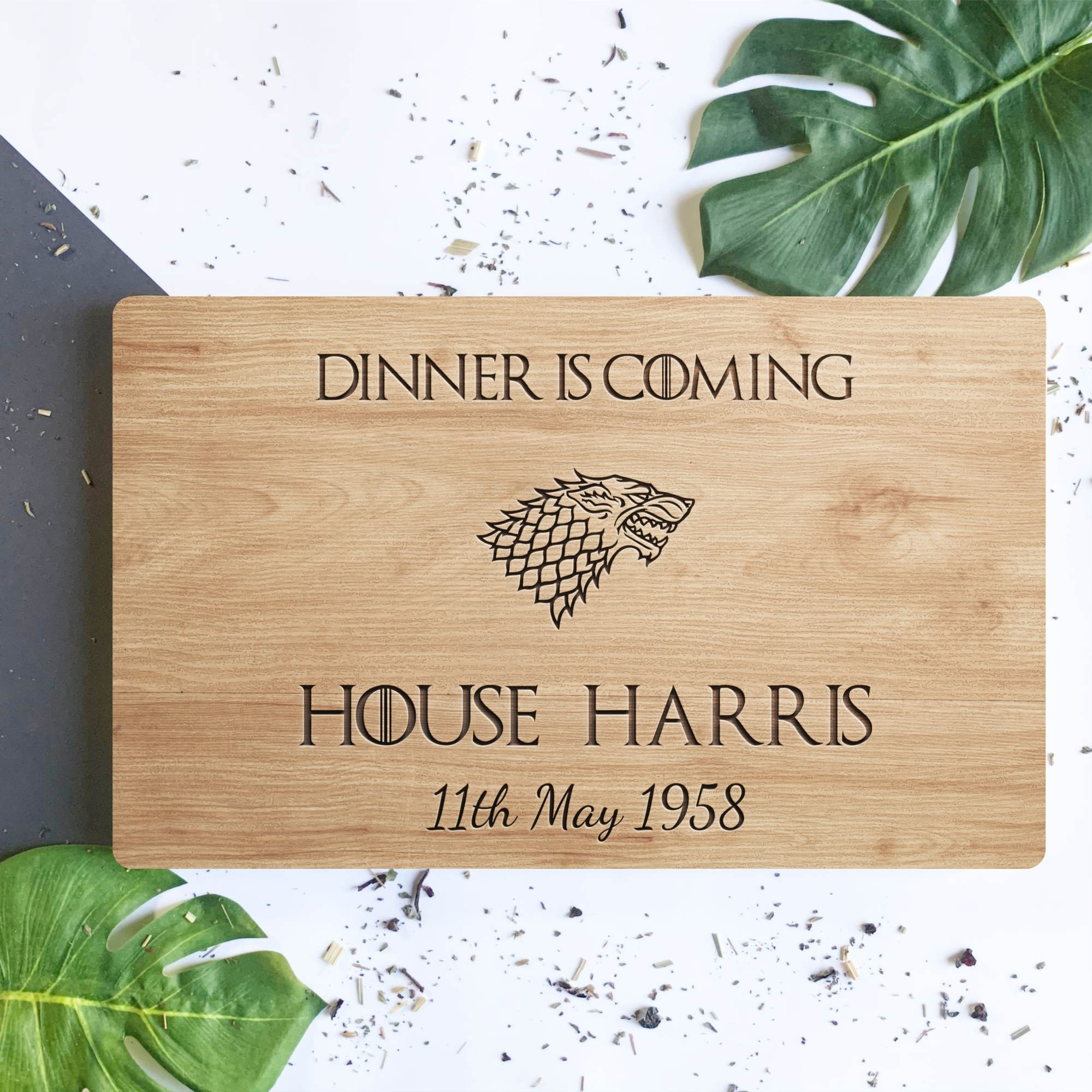 Personalized-Chopping-Board