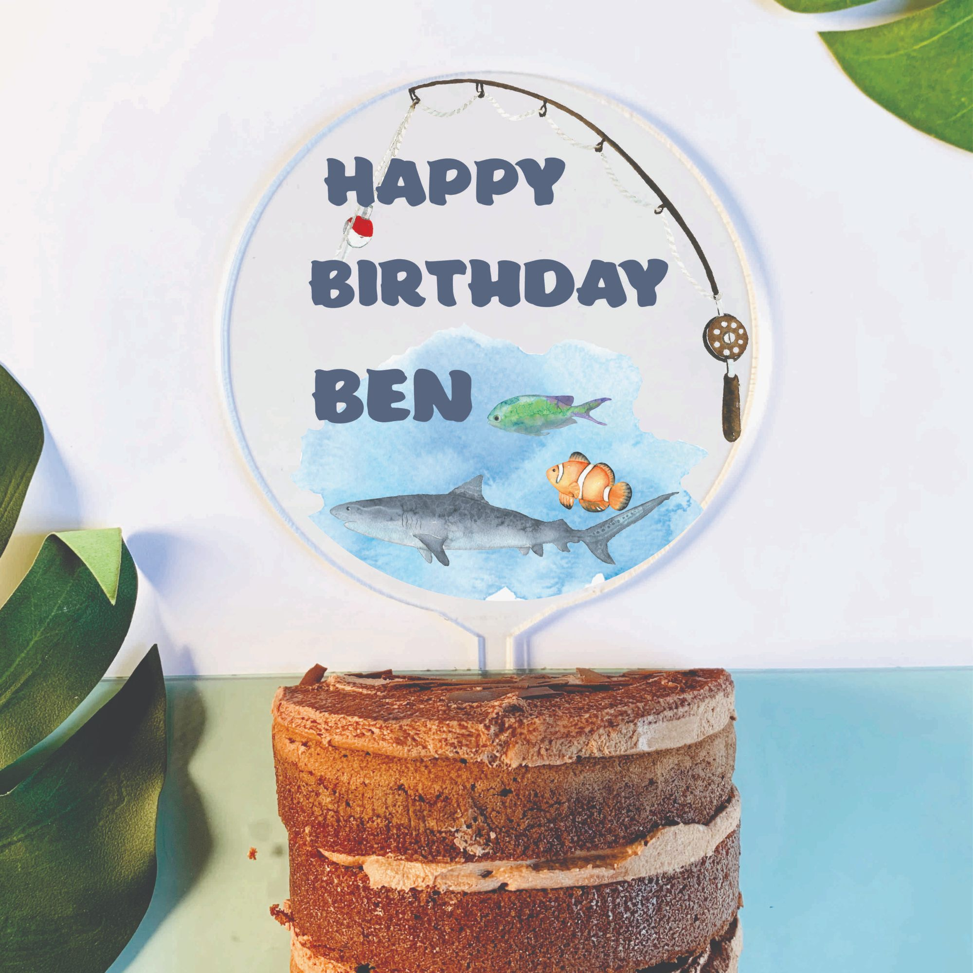 Fishing-Cake-toppers-Australia