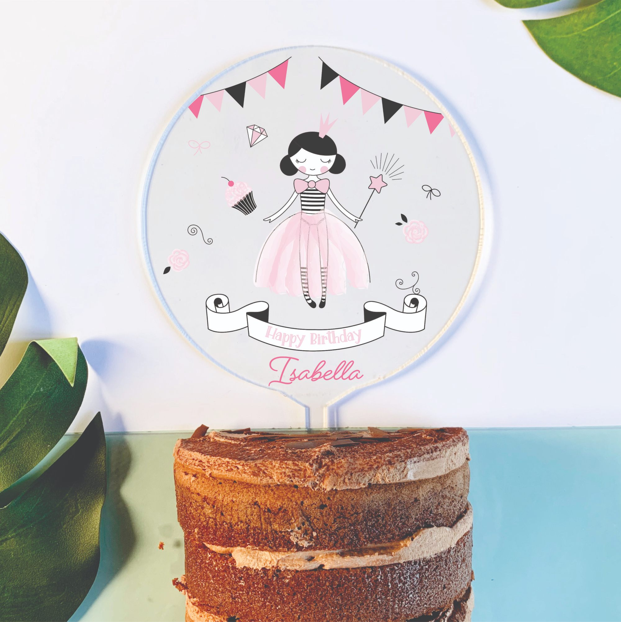 Princess-Cake-Toppers