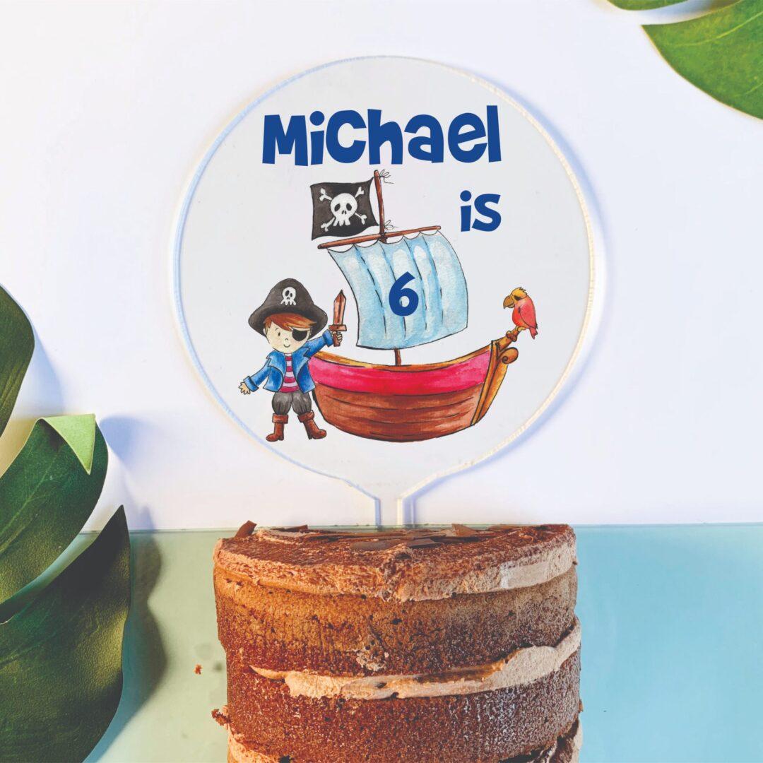 Terrific Custom Made Cake Toppers Australia Chain Valley Gifts Funny Birthday Cards Online Inifodamsfinfo