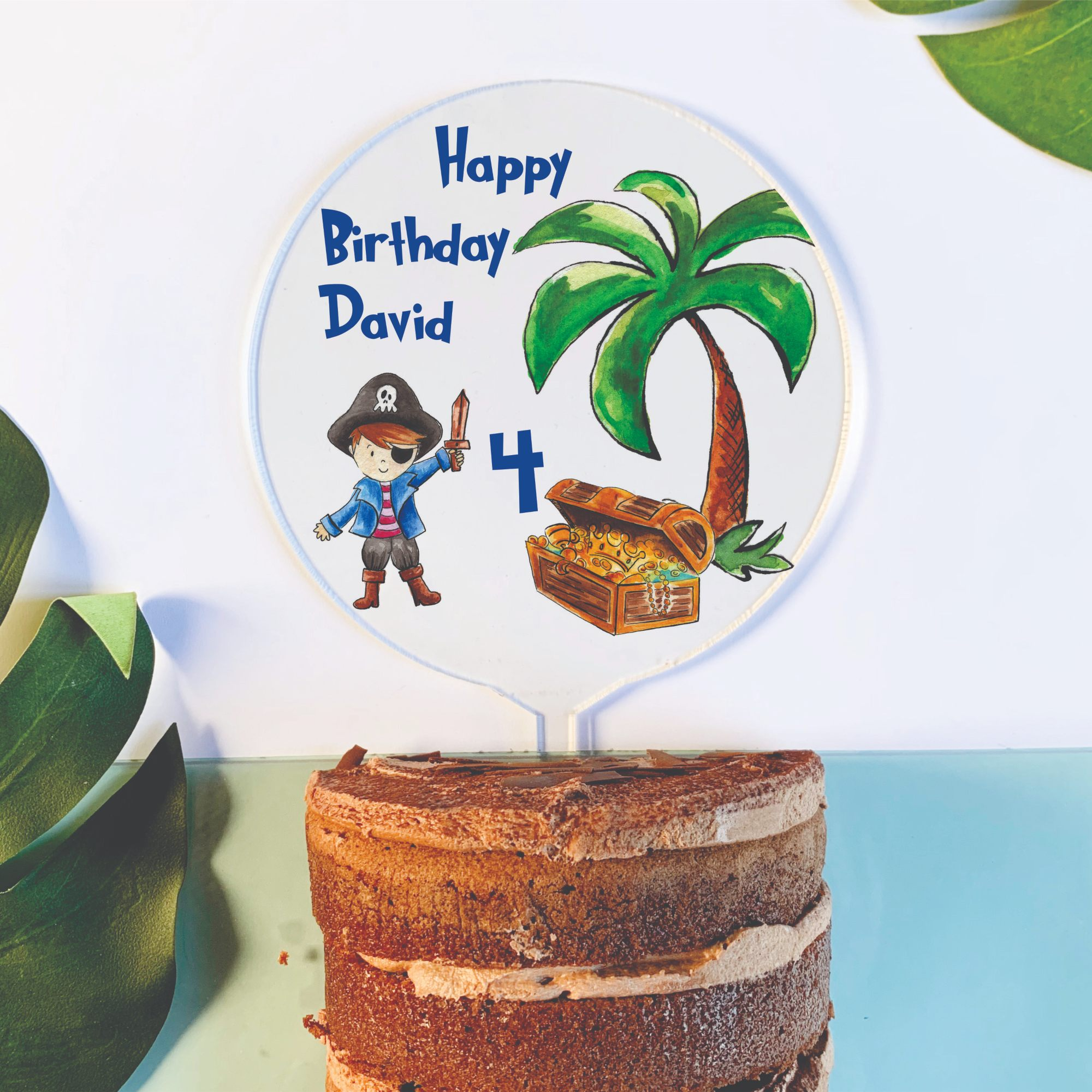 Pirate-Cake-Topper