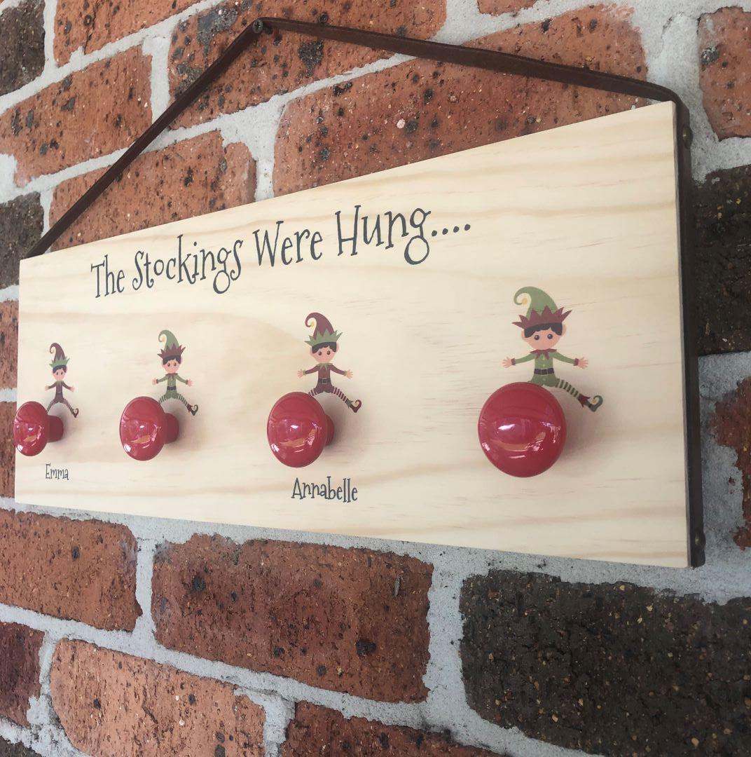 stocking-hanger