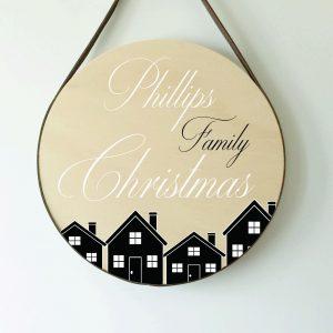Christmas-wreaths-australia-Personalised-christmas-decorations-Personalised-christmas-wreath
