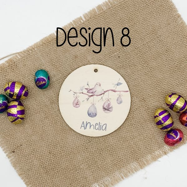 personalised-Easter-Tag-wood-gift-tag