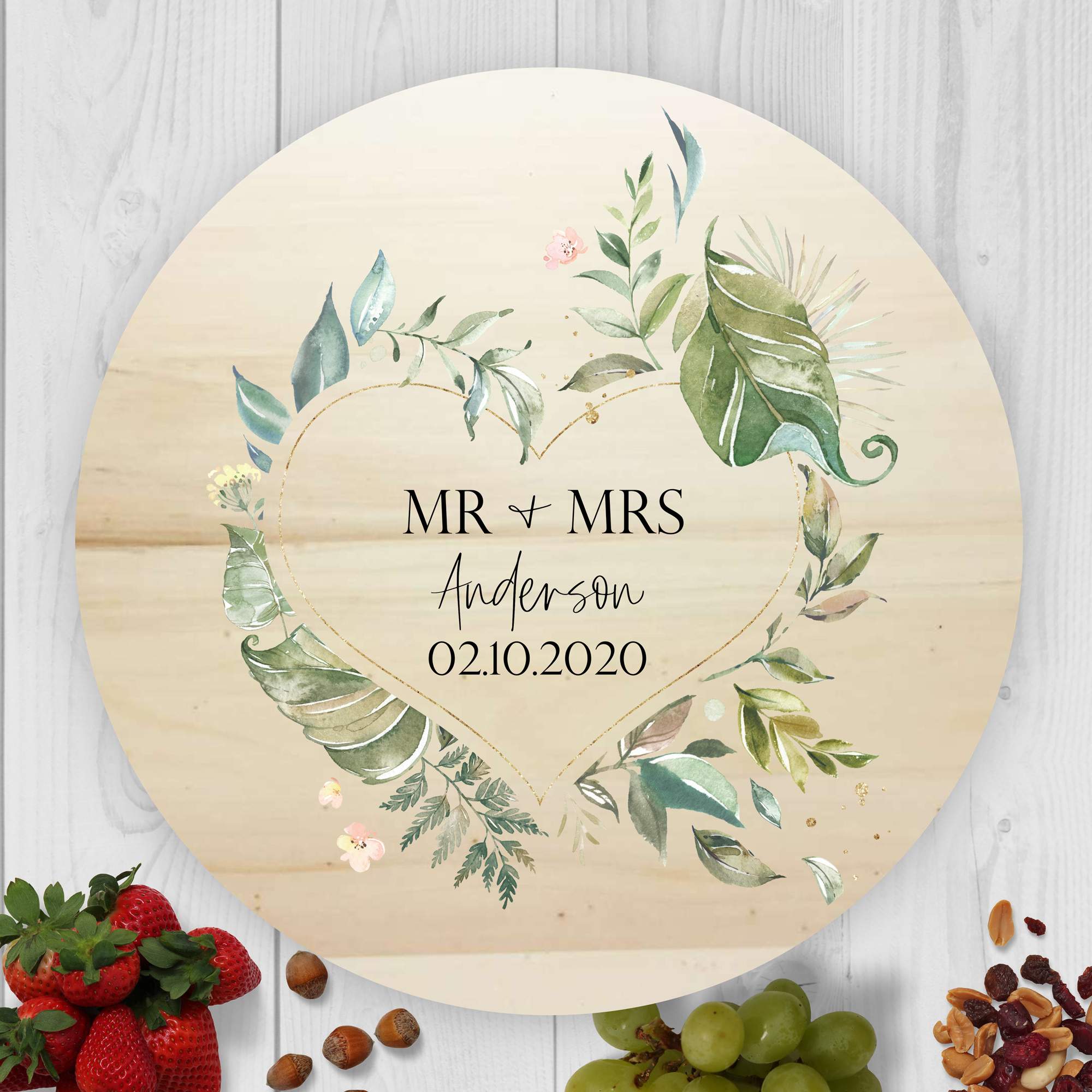 personalised-lazy-susan-personalised-cheese-board