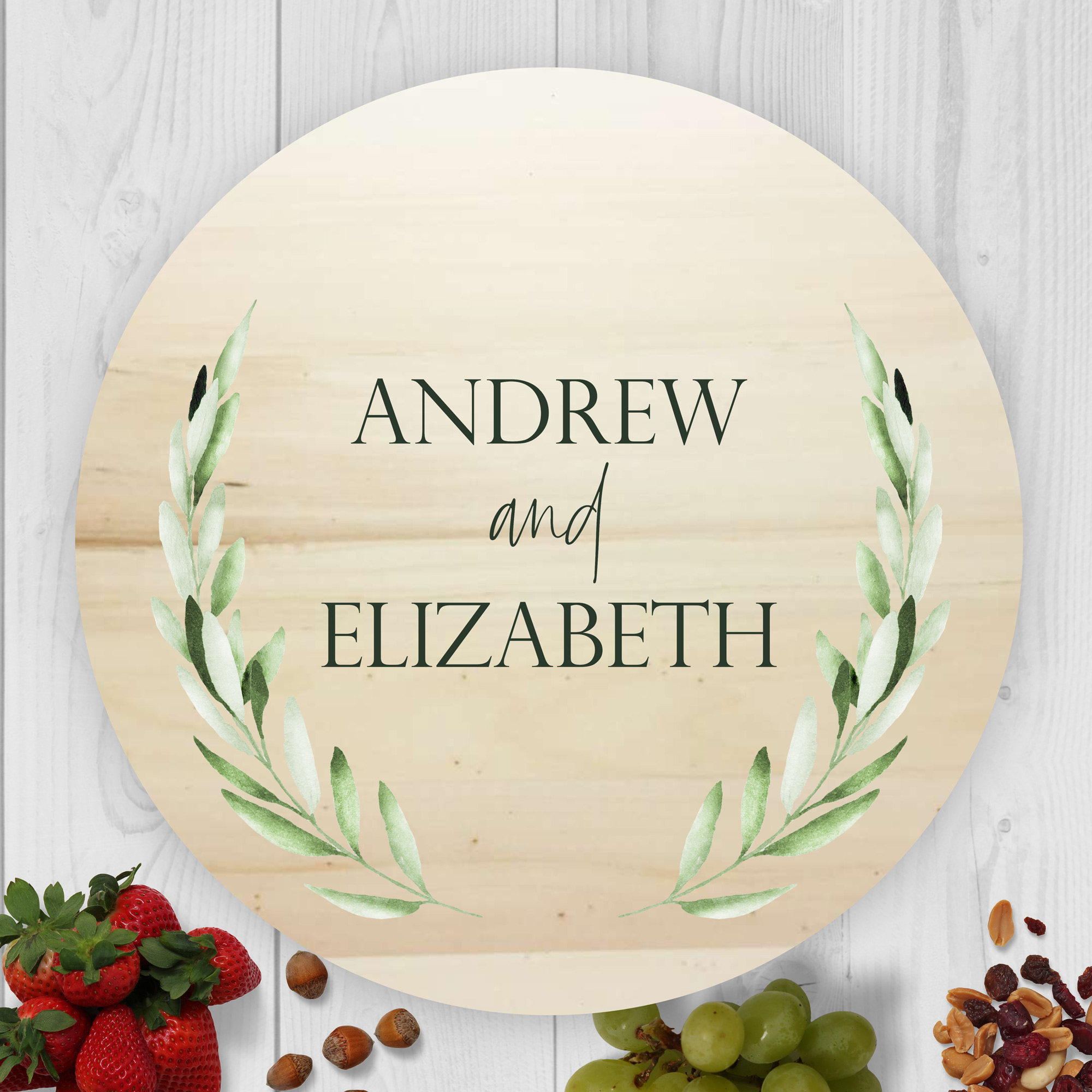 personalised-lazy-susan