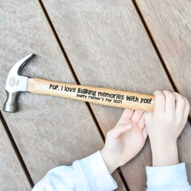 engraved-hammer-personalised-fathers-day-gift