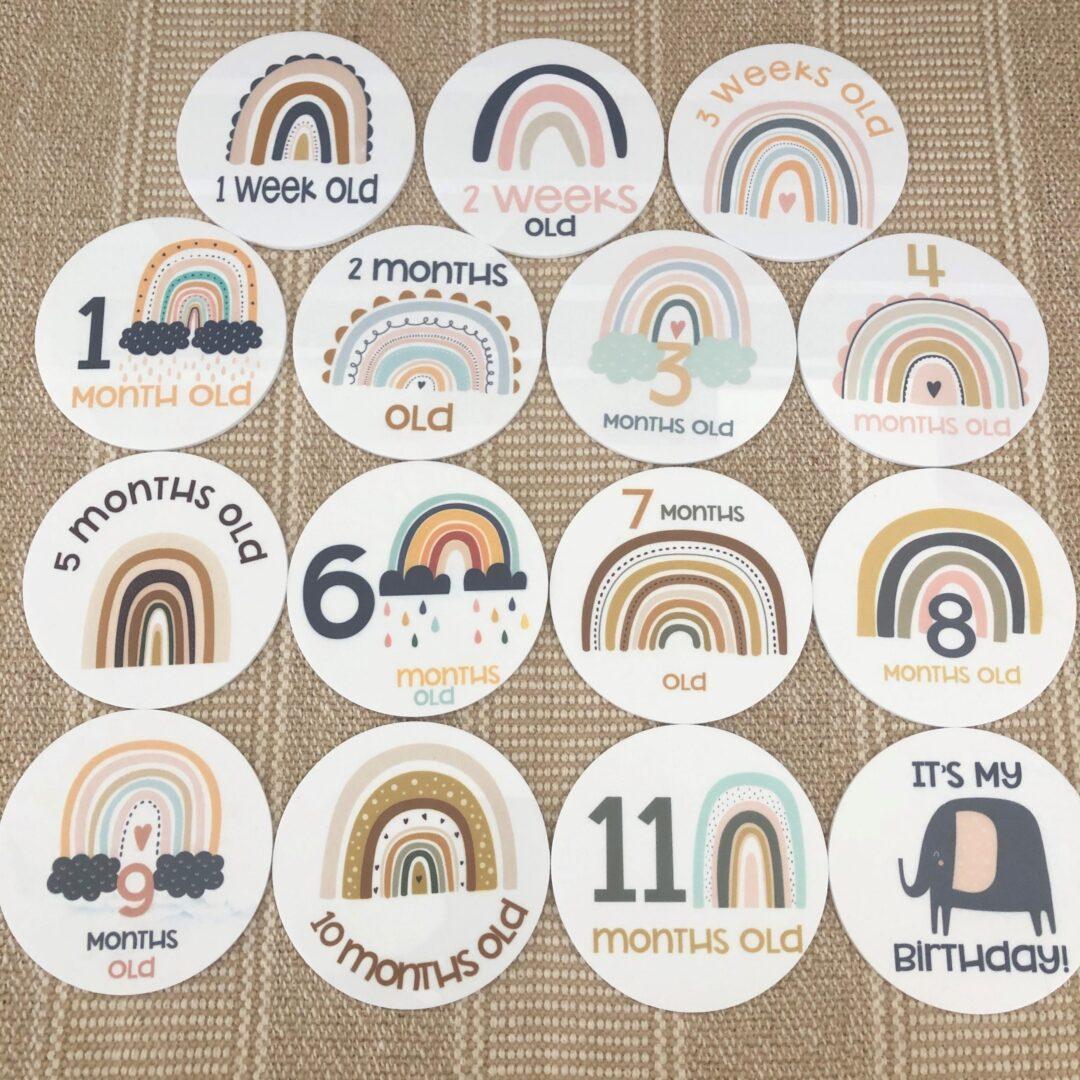 milestone-disc