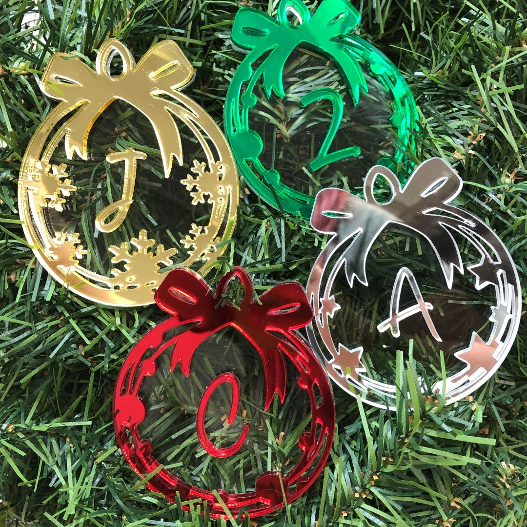 mirror-acrylic-christmas-ornaments