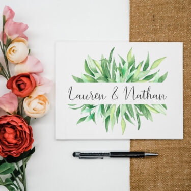 personalised-guest-book