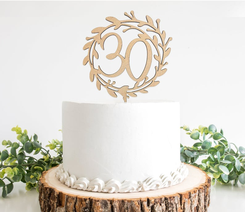 Numbers-cake-topper